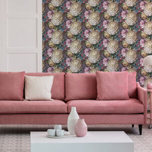Transform Moody Floral Wallpaper, , wallpaperIT