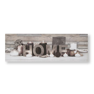 Tranquil Home LED Canvas Wall Art, , wallpaperIT