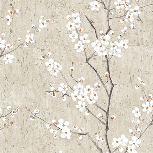 Pale Gold Sakura Wallpaper, , wallpaperIT