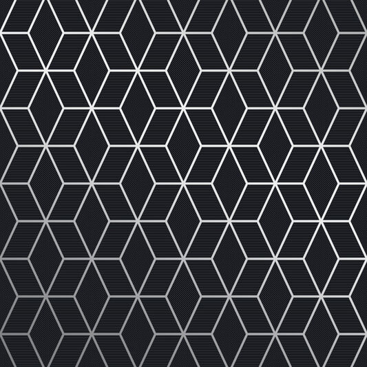 Prism Grey Wallpaper, , wallpaperIT
