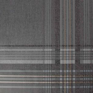 Rhea Plaid Charcoal Wallpaper, , wallpaperIT
