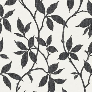 Elisa Charcoal Wallpaper, , wallpaperIT