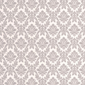 Damask Grey Wallpaper, , wallpaperIT