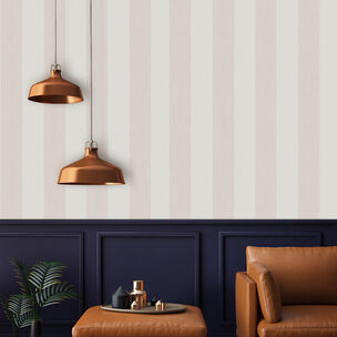 Mercury Stripe Rose Gold Wallpaper, , wallpaperIT