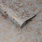 Milan Trail Rose Gold Wallpaper