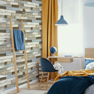 Transform Distressed Wood Wallpaper, , wallpaperIT
