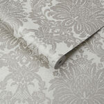 Vogue Ivory Wallpaper
