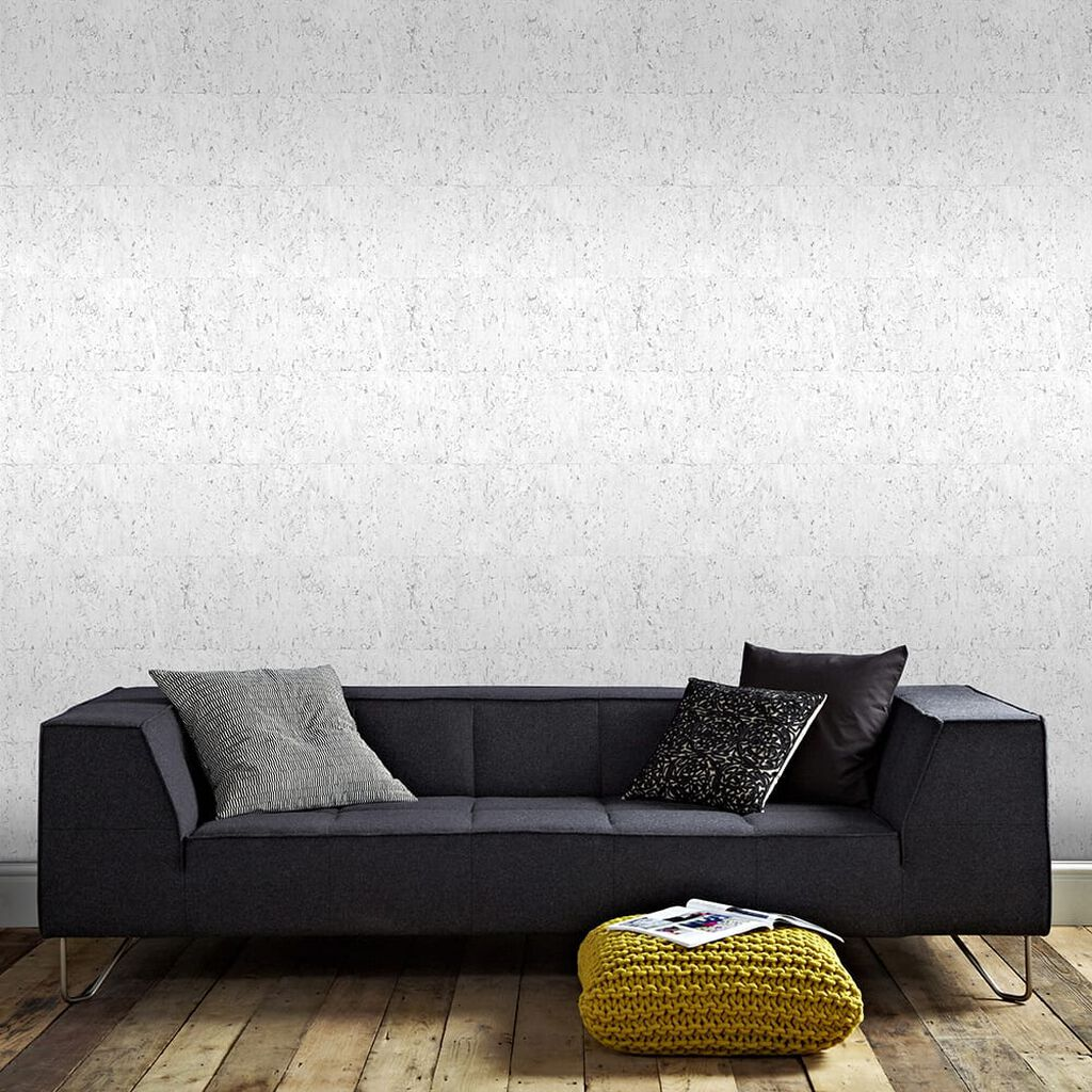 Light Grey Cork Wallpaper, , wallpaperIT