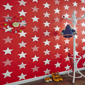 Superstar Red Wallpaper, , wallpaperIT
