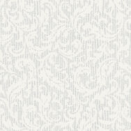 Cashmere White and Silver Wallpaper, , wallpaperIT