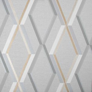 Prestige Geo Grey Wallpaper, , wallpaperIT