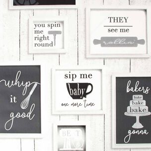 Frames Quotes Black & White Wallpaper, , wallpaperIT