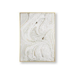 Marble Luxe Framed Wall Art, , wallpaperIT