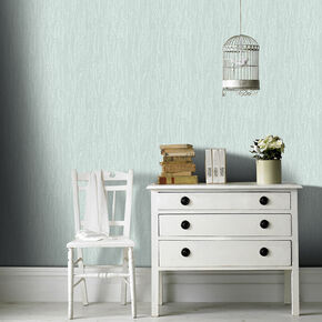 Crushed Silk Duck Egg Blue Wallpaper, , wallpaperIT