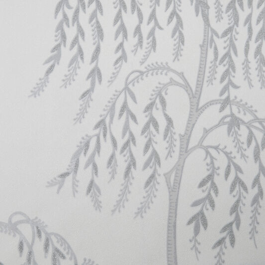 Willow Tree Silver Wallpaper, , wallpaperIT