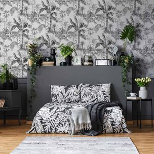 Zanzibar Grey Wallpaper, , wallpaperIT
