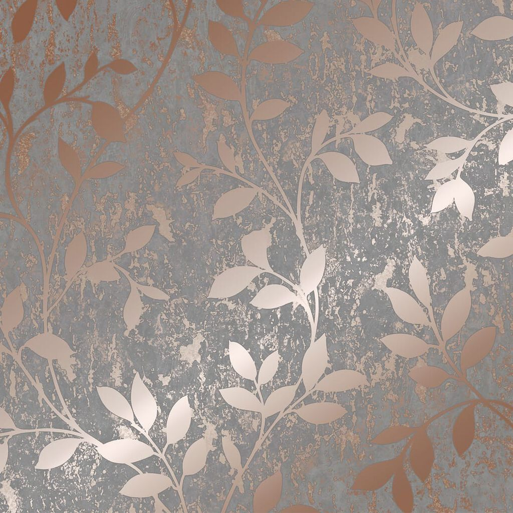 Milan Trail Rose Gold Wallpaper, , wallpaperIT