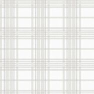 Country Tartan Natural Wallpaper, , wallpaperIT