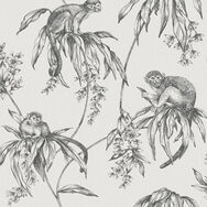 Saimiri Monkey Natural Wallpaper, , wallpaperIT