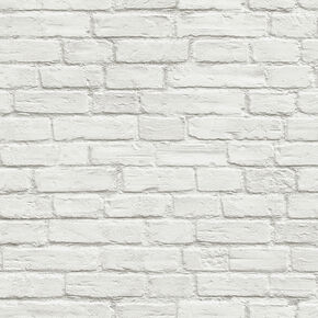 Transform Brick White Wallpaper, , wallpaperIT
