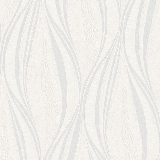 Tango White and Silver Wallpaper, , wallpaperIT