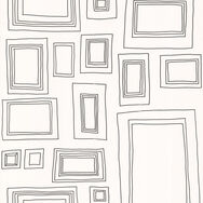 Frames Black and White Wallpaper, , wallpaperIT