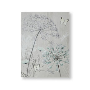 Harmony Blooms Canvas Wall Art, , wallpaperIT