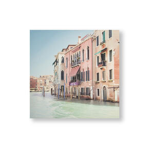 Venetian Daydream Printed Canvas Wall Art, , wallpaperIT
