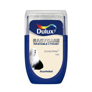 Dulux Easycare Orchid White 30ml Tester Pot, , wallpaperIT