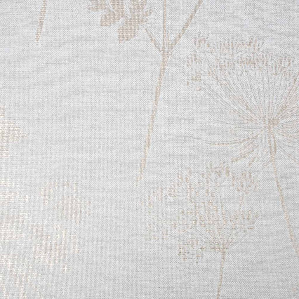 Wild Flower Grey Wallpaper, , wallpaperIT