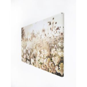 Layered Meadow Landscape Printed Canvas Wall Art, , wallpaperIT