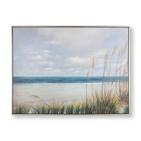 Coastal Shores Framed Wall Art, , wallpaperIT