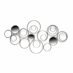 Eternal Swirl Metal Wall Art, , wallpaperIT