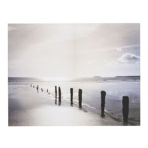 Distant Shores Printed Canvas Wall Art, , wallpaperIT