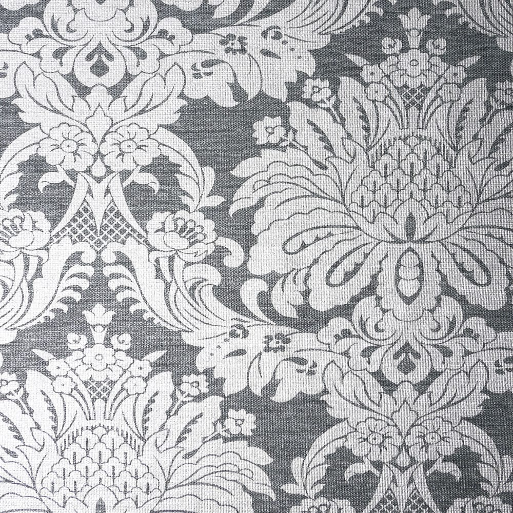 Vogue Charcoal Wallpaper, , wallpaperIT