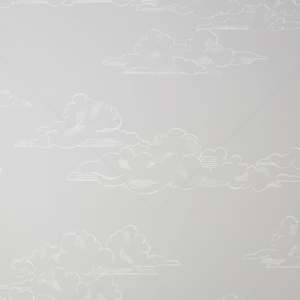 Vintage Cloud Grey Wallpaper, , wallpaperIT