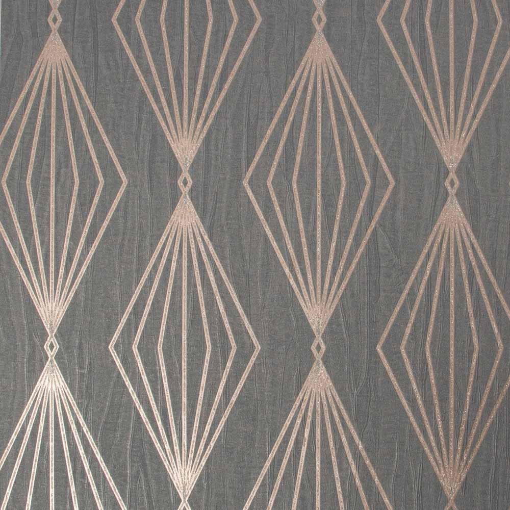 Marquise Geo Smokey Quartz Wallpaper, , wallpaperIT