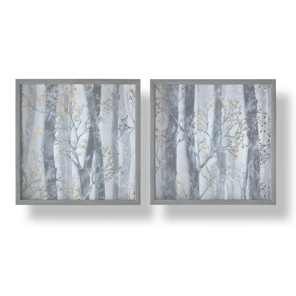 Whimsical Woods Framed Prints, , wallpaperIT