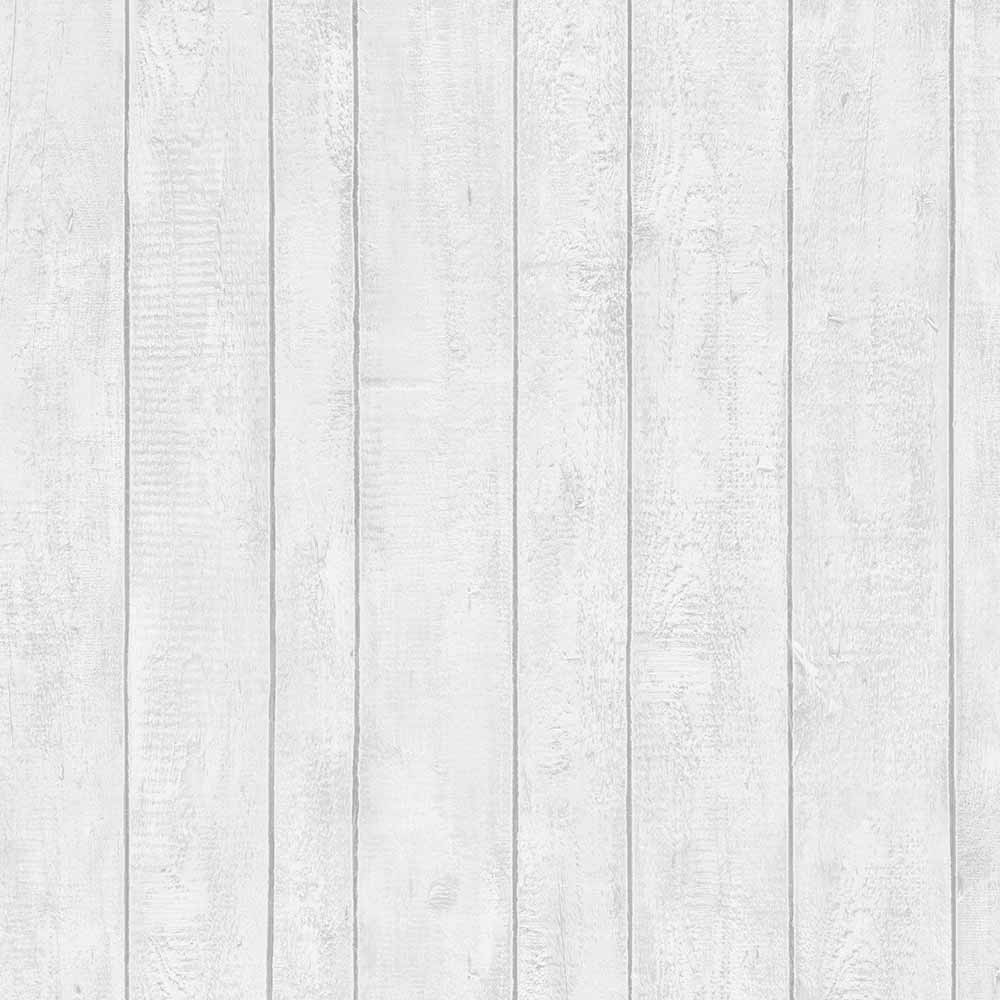 Plank White Wallpaper, , wallpaperIT