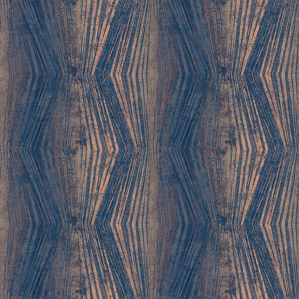 Vermeil Stripe Blue Wallpaper, , wallpaperIT