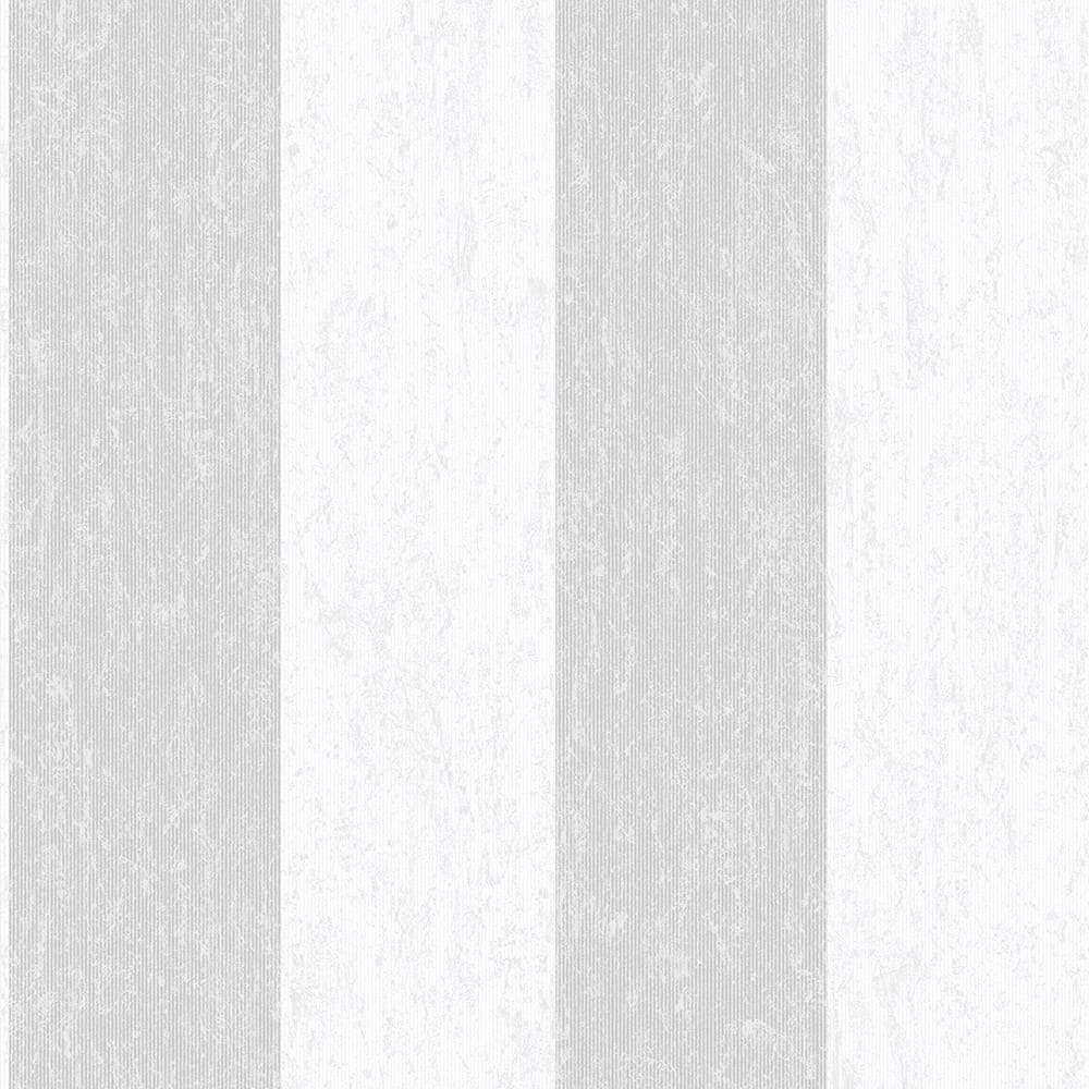 Mercury Stripe Silver Wallpaper, , wallpaperIT