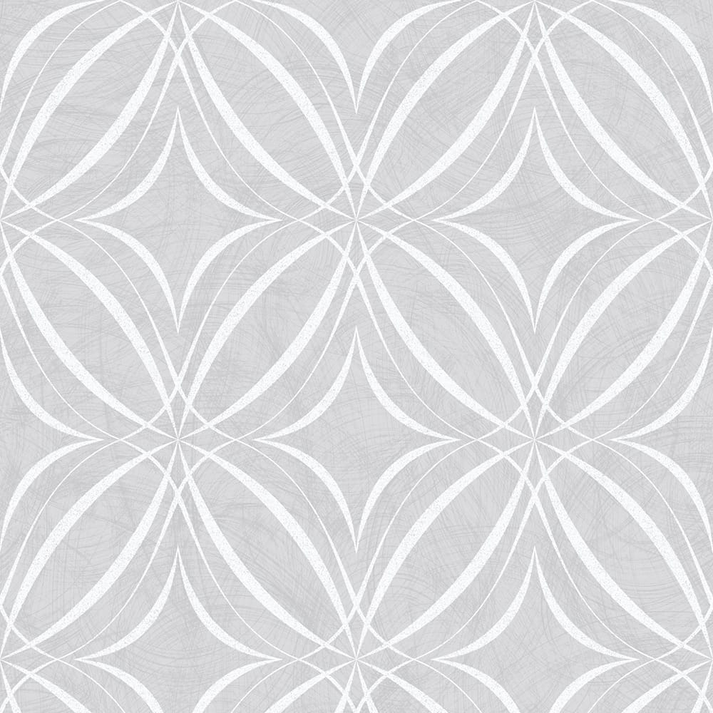 Glitz Geo Gray Wallpaper, , wallpaperIT
